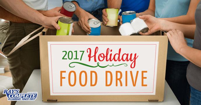 2017 Holiday Food Drive