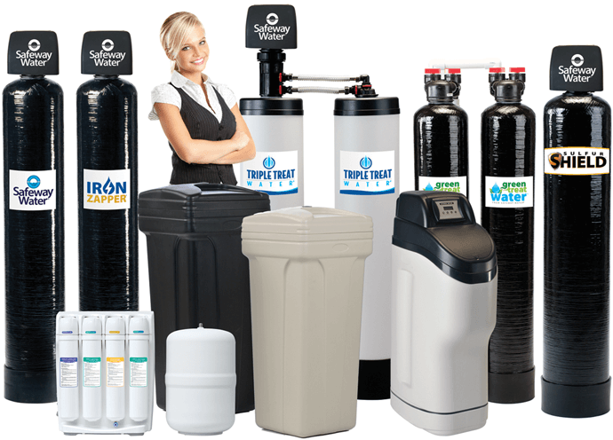 Water Treatment Services - Product Line