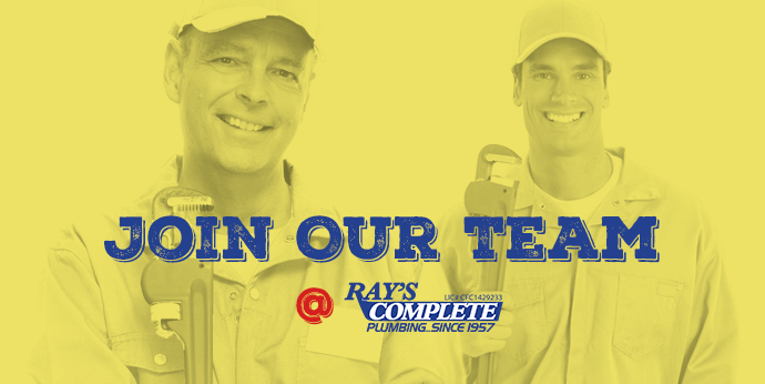 Join the Ray's Plumbing Team