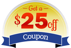 25 Dollar Plumbing Coupon Banner