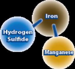 Iron Sulfur and Manganese