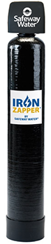 Iron Zapper Iron Sulfur and Manganese Filter