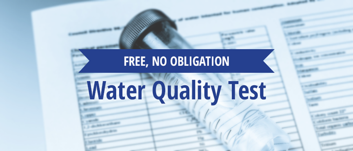 Free Water Quality Test